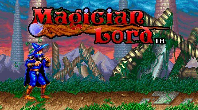 Magician Lord Neo Geo