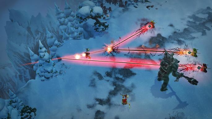 Magicka 2 - Juegos multijugador local PC