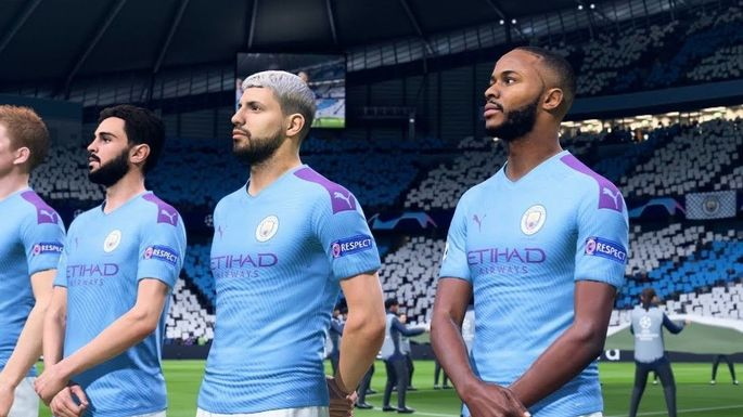 Manchester City - Mejores equipos FIFA 21