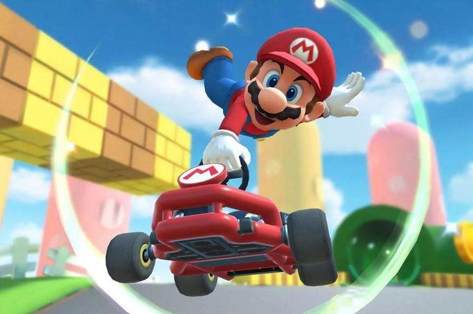 Mario Kart Tour - Maniobras