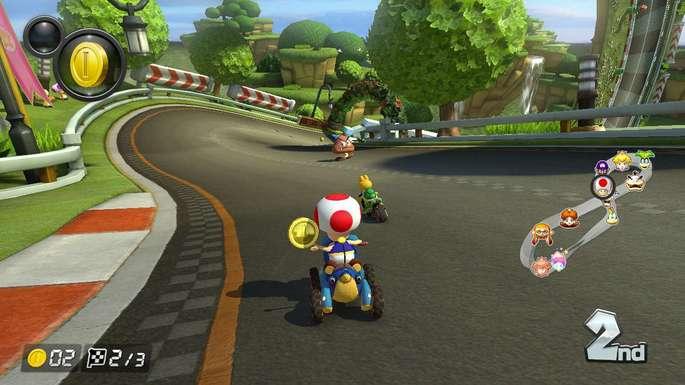 Mario Kart 8 Deluxe - Juegos de multijugador