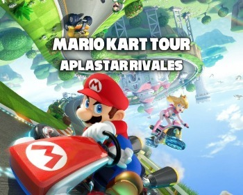 Mario Kart Tour: tutorial del desafío