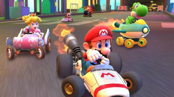 Mario Kart Tour - Mejores juegos para Android