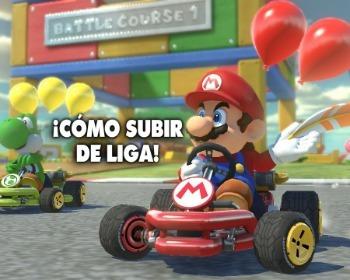 Mario Kart Tour: ¡entérate de cómo subir de liga!