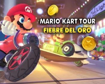 Mario Kart Tour: todo sobre el modo Fiebre del Oro