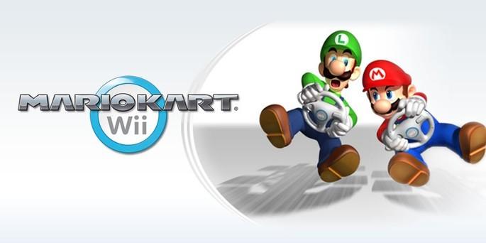 Mario Kart Wii - Juegos de Nintendo Wii