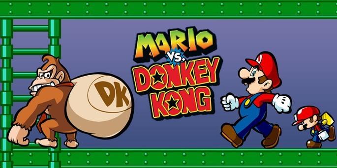 Mario vs Donkey Kong - Mejores juegos GBA