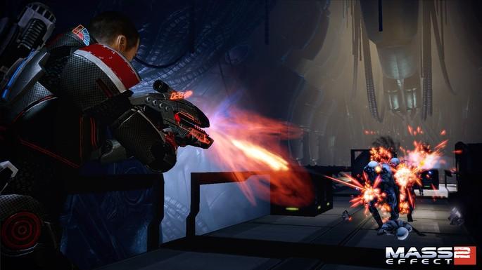 Mass Effect 2 - Mejores juegos para PC