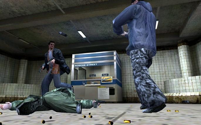 Max Payne - Mejores juegos para PC