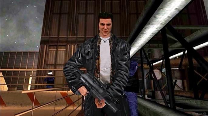 Max Payne - Juegos antiguos PC