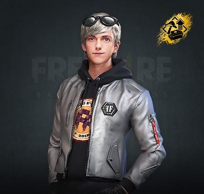 Maxim - Mejores personajes de Free Fire