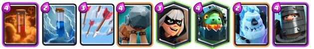 Clash Royale - Mazo avanzado 1: Spam triple hechizo