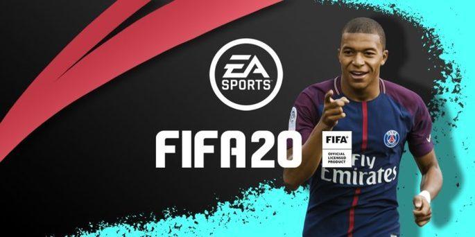 Mbappé futura promesa FIFA 20