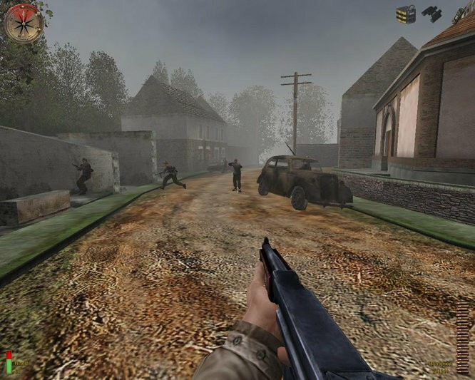 Medal of Honor Allied Assault - Juegos antiguos PC