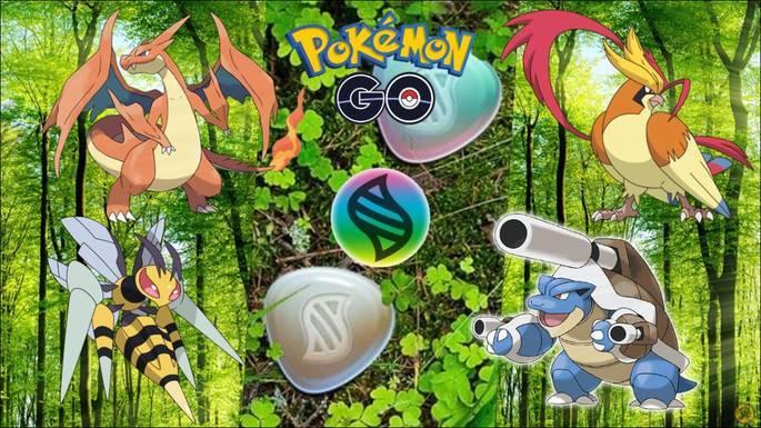 Mega Energía Pokémon GO