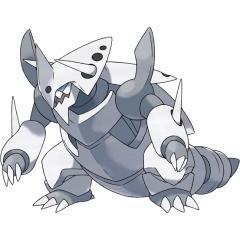 Mega evoluciones de Pokémon GO - Mega Aggron