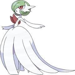 Mega evoluciones de Pokémon GO - Mega Gardevoir