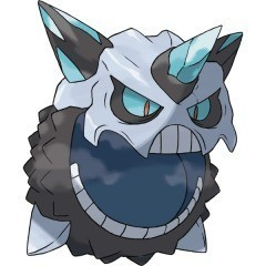 Mega evoluciones de Pokémon GO - Mega Glalie