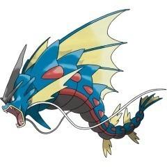 Mega evoluciones de Pokémon GO - Mega Gyarados