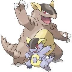 Mega evoluciones de Pokémon GO - Mega Kangaskhan
