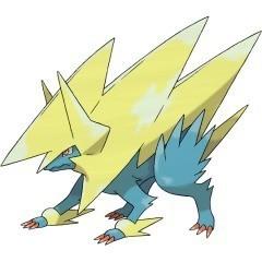Mega evoluciones de Pokémon GO - Mega Manectric