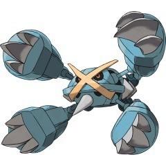Mega evoluciones de Pokémon GO - Mega Metagross