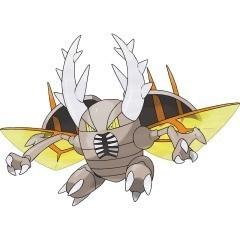 Mega evoluciones de Pokémon GO - Mega Pinsir