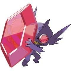 Mega evoluciones de Pokémon GO - Mega Sableye