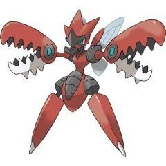 Mega evoluciones de Pokémon GO - Mega Scizor