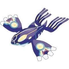 Mega evoluciones de Pokémon GO - Primal Kyogre