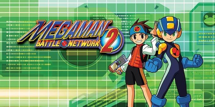 Mega Man Battle Network 2 - Mejores juegos GBA