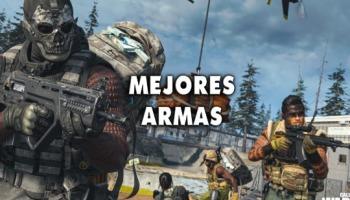 ¡Las 12 mejores armas de Call of Duty Warzone!