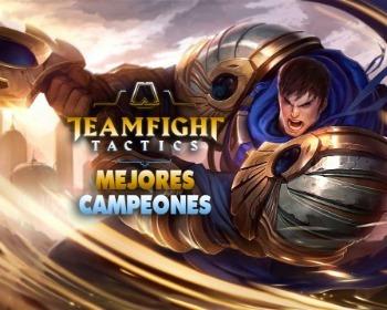 ¡Conoce los mejores campeones de TeamFight Tactics con esta Tier List!