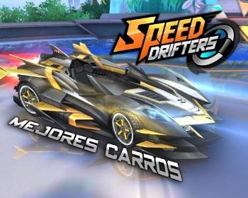 ¡Los mejores carros de Speed Drifters para cada clase!