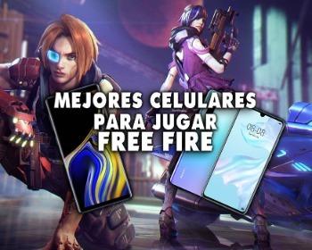 Los 14 mejores celulares para jugar Free Fire: potentes y baratos (2021)