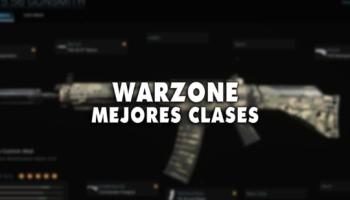 Las 10 mejores clases de Call of Duty: Warzone