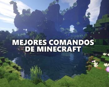 ¡Los mejores comandos de Minecraft para dar armas, quitar bloques, hacer de día y más!