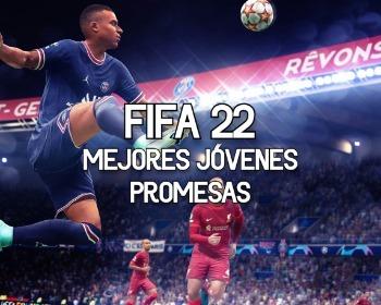 Las mejores jóvenes promesas en FIFA 22