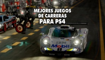 Los 8 mejores juegos de carreras para PS4