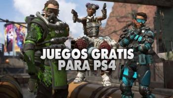 Los 8 mejores juegos gratis para PS4