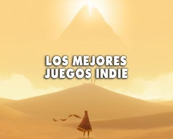 Los 50 mejores juegos indie para diferentes plataformas