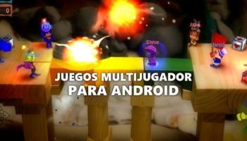 Los 28 mejores juegos multijugador para Android