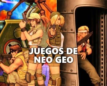 Los 25 mejores juegos para Neo Geo