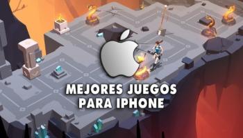 Descubre los 30 mejores juegos para iPhone (iOS)