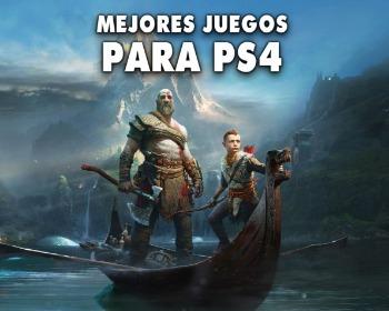 Los 30 mejores juegos para PS4 (2021)