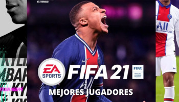 Los 50 mejores jugadores de FIFA 21