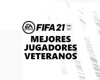 Los mejores jugadores veteranos de FIFA 21