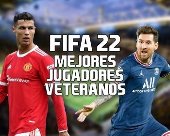Los 50 mejores jugadores veteranos de FIFA 22