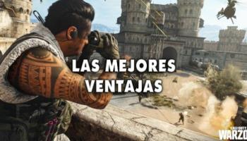 Las 5 mejores ventajas de Call of Duty Warzone