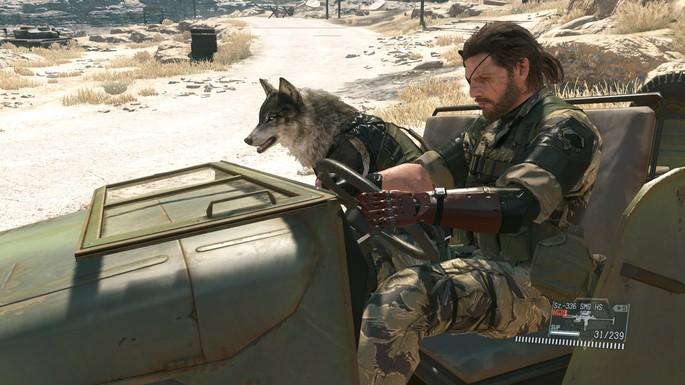 Metal Gear Solid V The Phantom Pain - Mejores juegos para PC